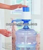 plastic manual pump for drinking bottled water