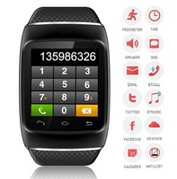 wholesale Bluetooth Smart Watch with touch screen new year gift