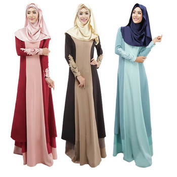 Good quality new models muslim hijab abaya dress designs latest women dubai black abaya