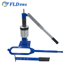 China supplier top tire tools blue mini motorcycle manual tire changing machine for sale
