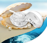 Certificational OEM oriental whitening pearl cream