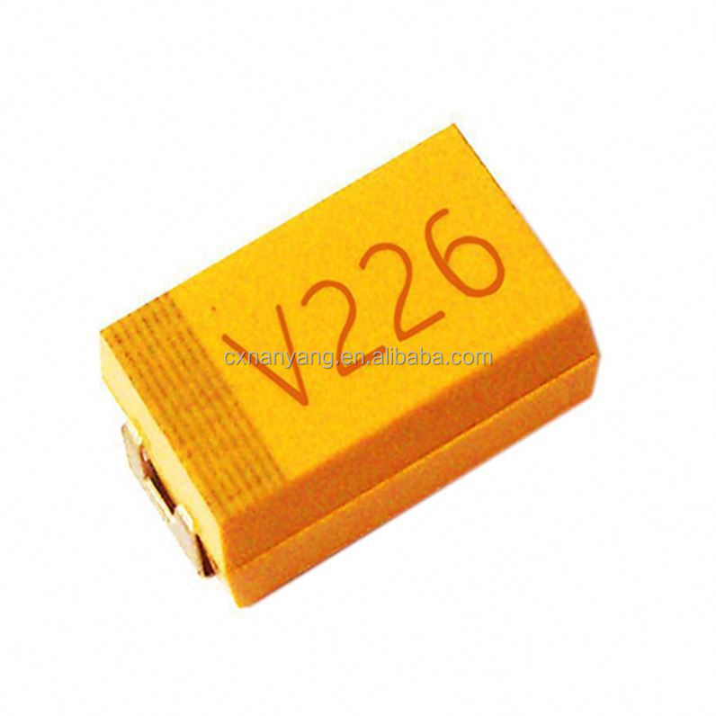 T491C107M010AT Tantalum Capacitors 100UF 10V 20% 2413