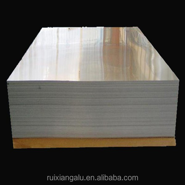 standard thickness specular surface aluminum sheet in india