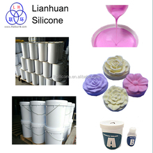 Silicone RTV2 for pre-cast fabricated concrete ,Plaster for art cement decoration gypsum moulds