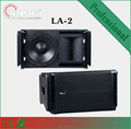 LA-2 spe audio 2 way passive 12 line array