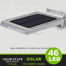Wholesale 46 LED Motion Sensor Lights Outdoor Solar Wall Yard Path Garden Lighting