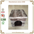 pet house leather folding cat house