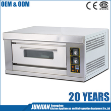 Welbas industrial commercial gas bread baking pizza oven bakery oven for sale