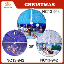 Christmas top sell santa tree skirt