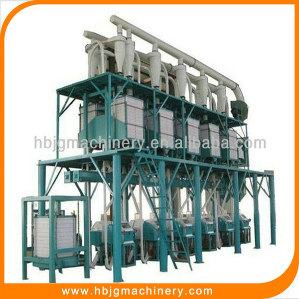 Best price whole wheat flour mill milling machine with fast delivery