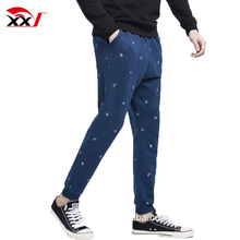 men printed cargo pants riding pants balloon fit pants for men wholesale