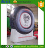 New Advertising Product Inflatable Tire, Giant Inflatable Tyre