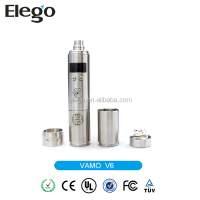 2014 christmas gift new vamo 6 colors china variable voltage e cig