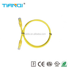 Factory price Pvc Jacket Rj45 Ftp Patch Cord cat5e cat6 cat6a cat7 network Cable