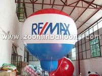 Hot selling giant advertising balloons colorful inflatable PVC helium balloon N1030