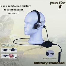 Military standard tactical headset for vertex vx-829 PTE-570