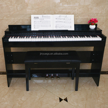 Keyboard musical instrument electronic piano 88 key