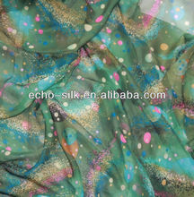 indian chiffon silk fabrics