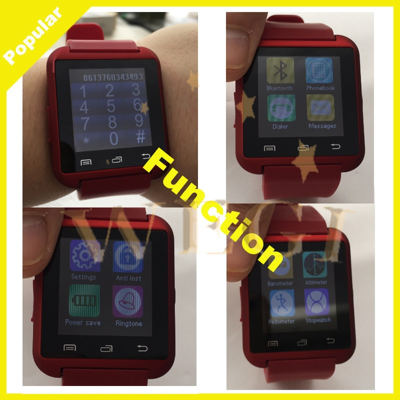 Factory Price U8 Smart Watch Phone Mate