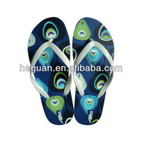 2013 New beauful design well sale cheap women's flip flops/women's slippers/sandals(HG13029