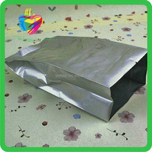 2014 China cheap silver plastic foil bag