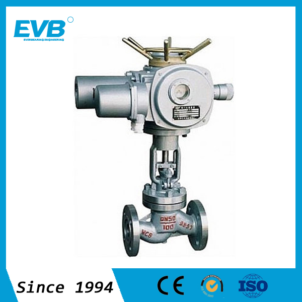 Electric Globe Valve Made in China