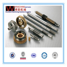 Professional Manufacturer Brass/Steel/Small/Large Worm Gear made by Whachinebrothers ltd.