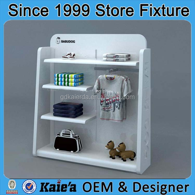 new products online shopping china clothes display design