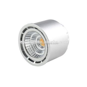 Led Module CCT 2000-3000k sunset warm8w 10w COB led light high CRI 99 with reflector lens version