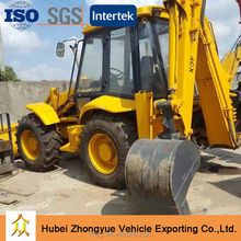 Cheap Price Second-hand Used 4*4 Backhoe Excavator 4CX for sale