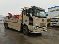 16 tons 6x4 faw rotator recovery truck for sale