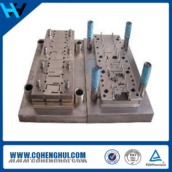 Alibaba China Metal Curling Progressive Stamping Dies / Mold