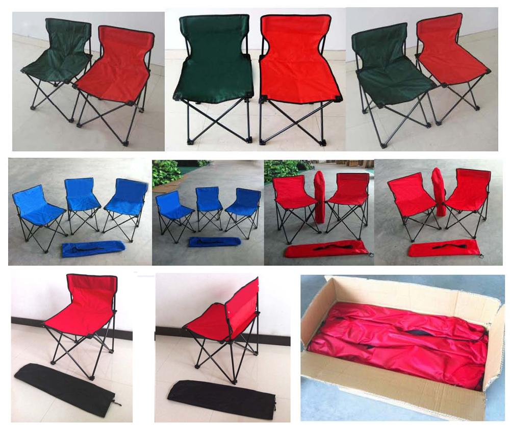 Outdoor poldable tailgate chair, folding camping chair