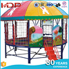 /product-detail/huadong-outside-kids-round-trampoline-with-roof-trampoline-outdoor-60637872118.html