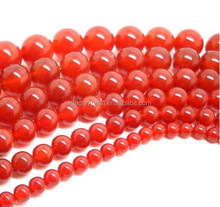 8mm good quality round natural red agate in bulk