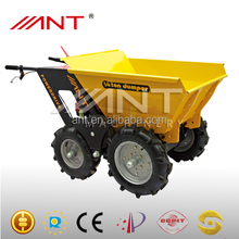 agriculture crawler dump/ mini dumper/ power barrow/muck truck with CE 250kg