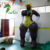 Hot Sale PVC0.4 Sexy Inflatable Animal SPH Cartoon Toys , Inflatable Animal With SPH