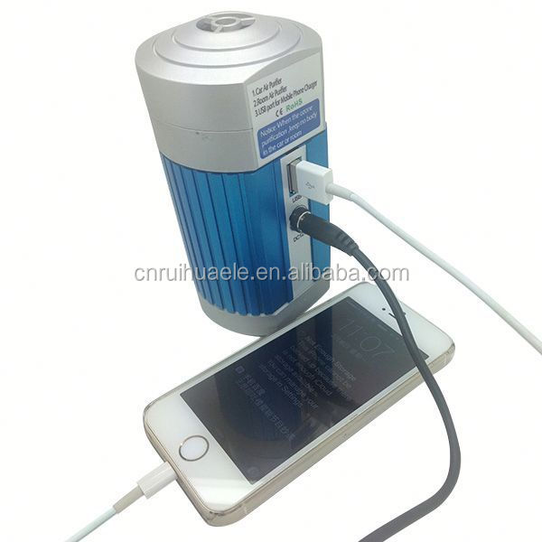 Top quality hot sell <strong>o3</strong> car air purifier and sterilizer