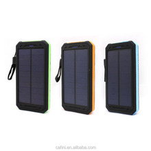 power bank with strong light flashlight,portable mini laptop solar power bank led 24000mAh
