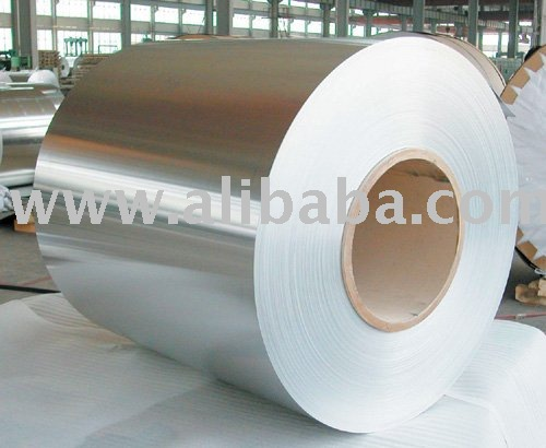 Mill Finished Aluminium Coil
