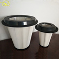 Replacement Industrial Filter Cylindrical/Conical Intake Air Filter Cartridge