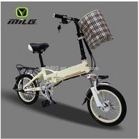 new premium electric dirt folding bike automatic electric bicycle motor kit