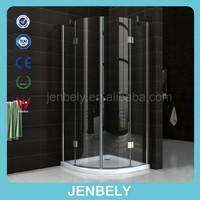 Arc-shaped hinge shower door parts BL-050