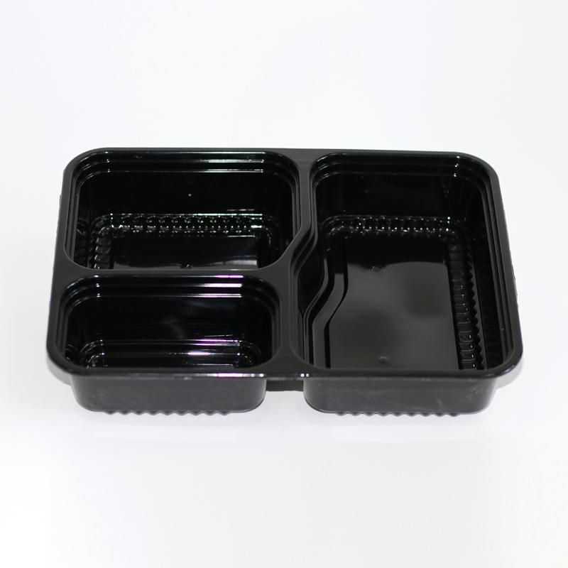 multicolor square shaped disposable storage food container ,many specification plastic containers