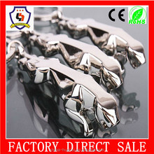 High Quality jaguar keychain/ metajaguar car key chain factory(HH-keychain-1669)