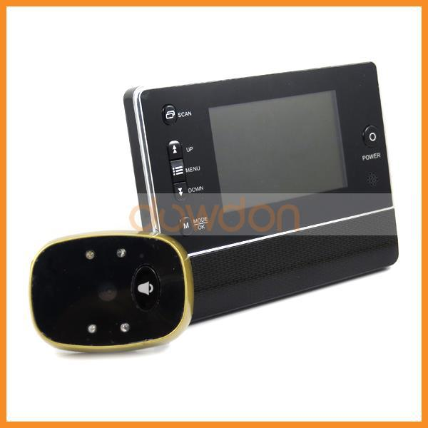 Visual Door Peephole Viewer With 3.0 inch LCD Screen For Home Security