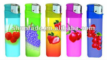 disposable plastic spark stove lighters