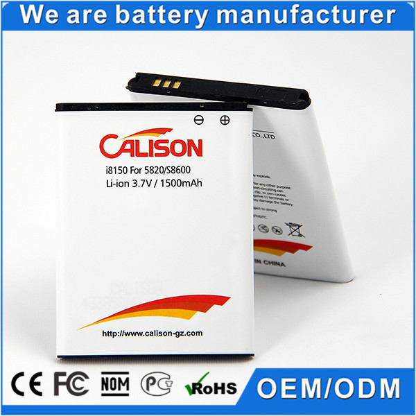 Mobile Phone Battery for SAMSUNG Compatible with GALAXY ACE S5830 GT-S5830