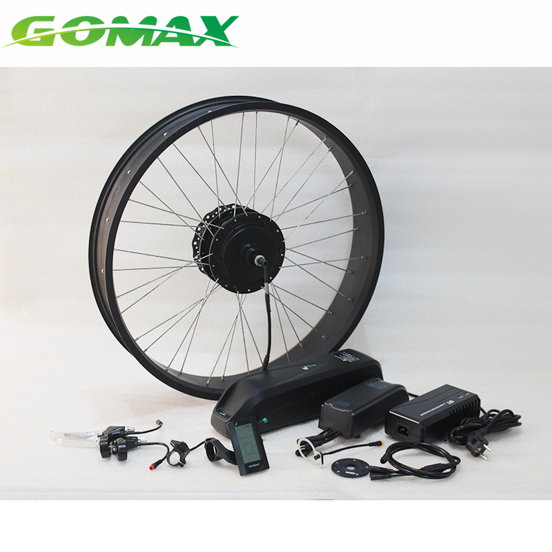 "Magnesium Alloy Wheel Powerful Electric 16"" Mountain Folding Bicycle Tricycle Conversion Kit Bike"