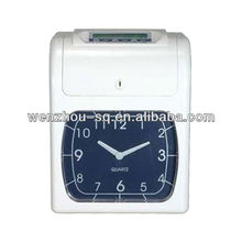 Clock Display Punch Card Electronic Time Recorder Attendence Management